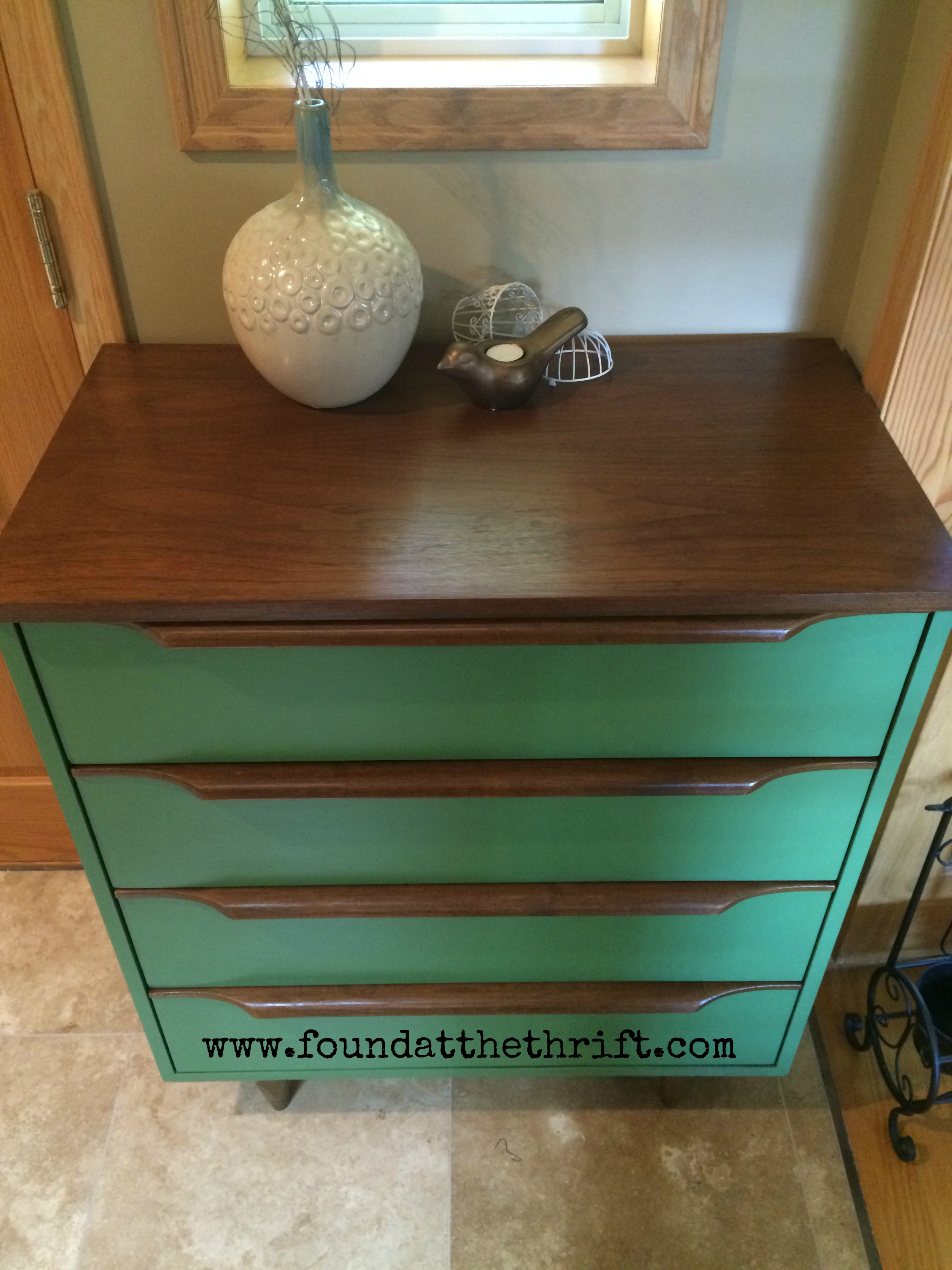 Chalk Paint – found at the thrift